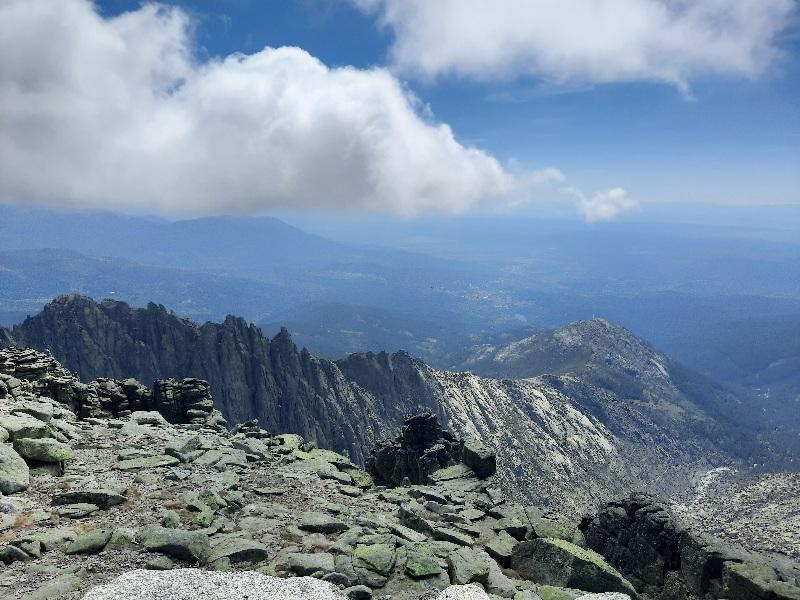 Sierra de Gredos, Los Galayos