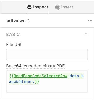 pdf viewer base-64 value