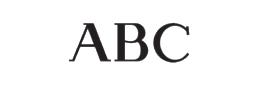 Logo periódicoABC BN