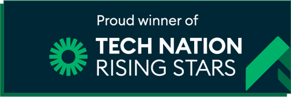 Tech Nation Rising Stars badge