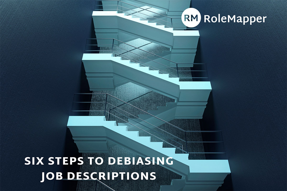 Six steps to debiasing job descriptions cover image
