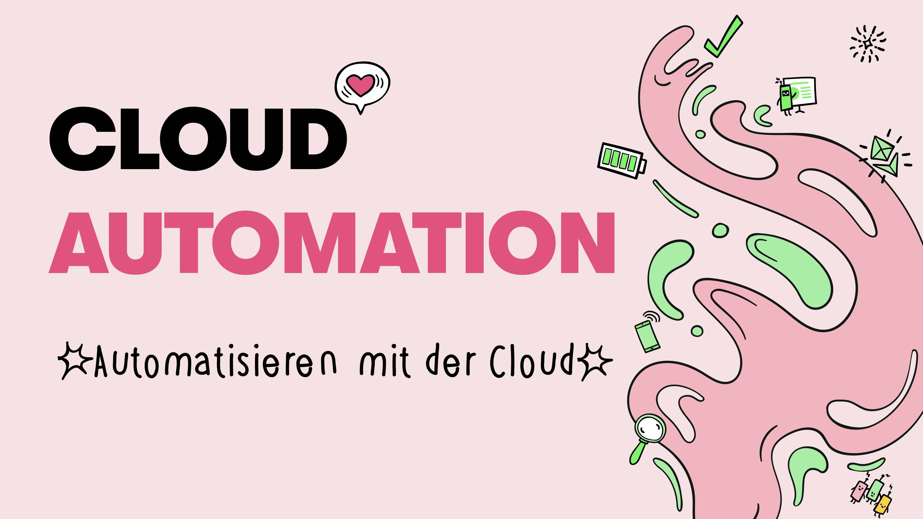 Cloud Automation: Wolke mit Automatisierungspotential