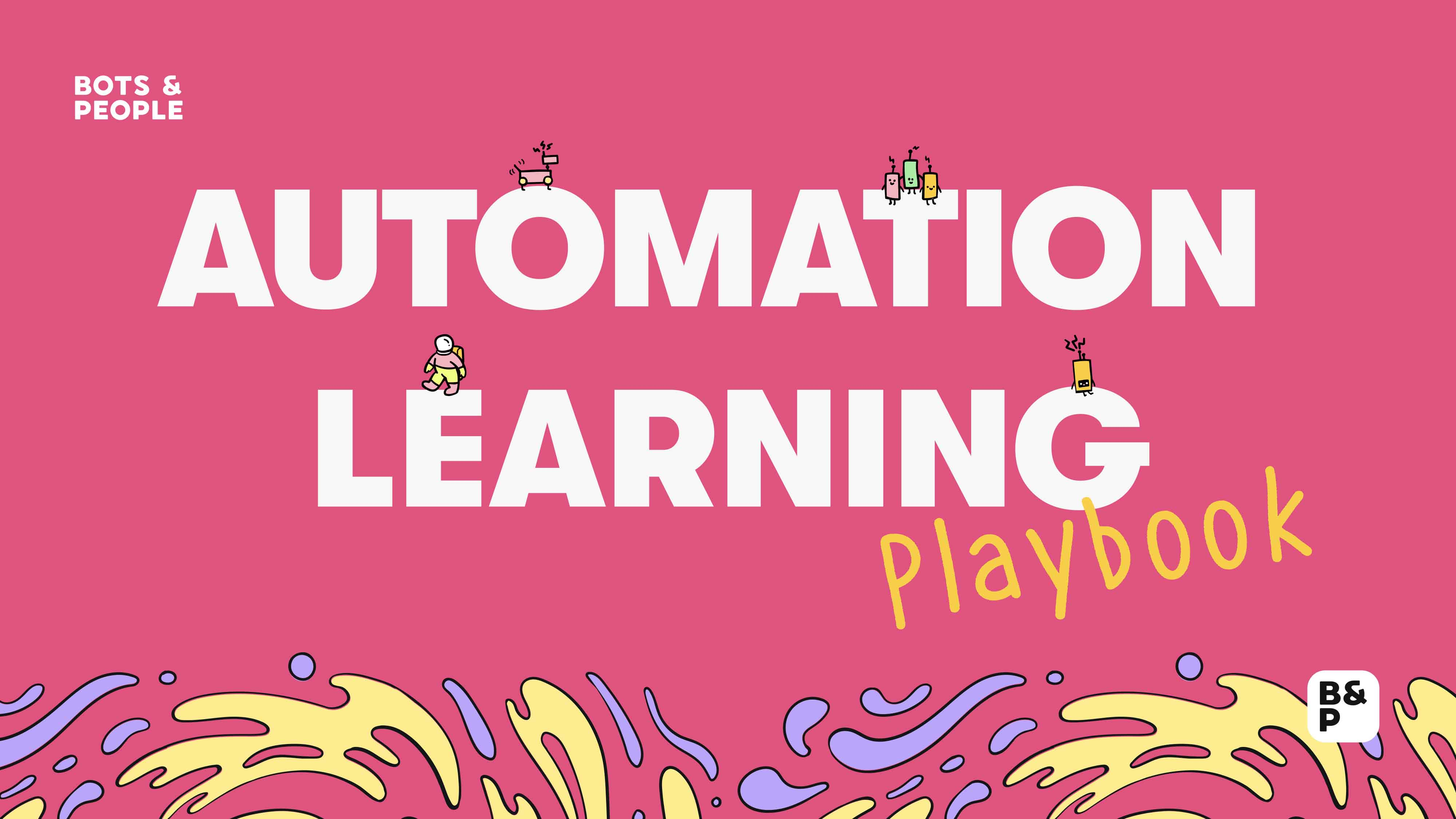 Automation learning Playbook