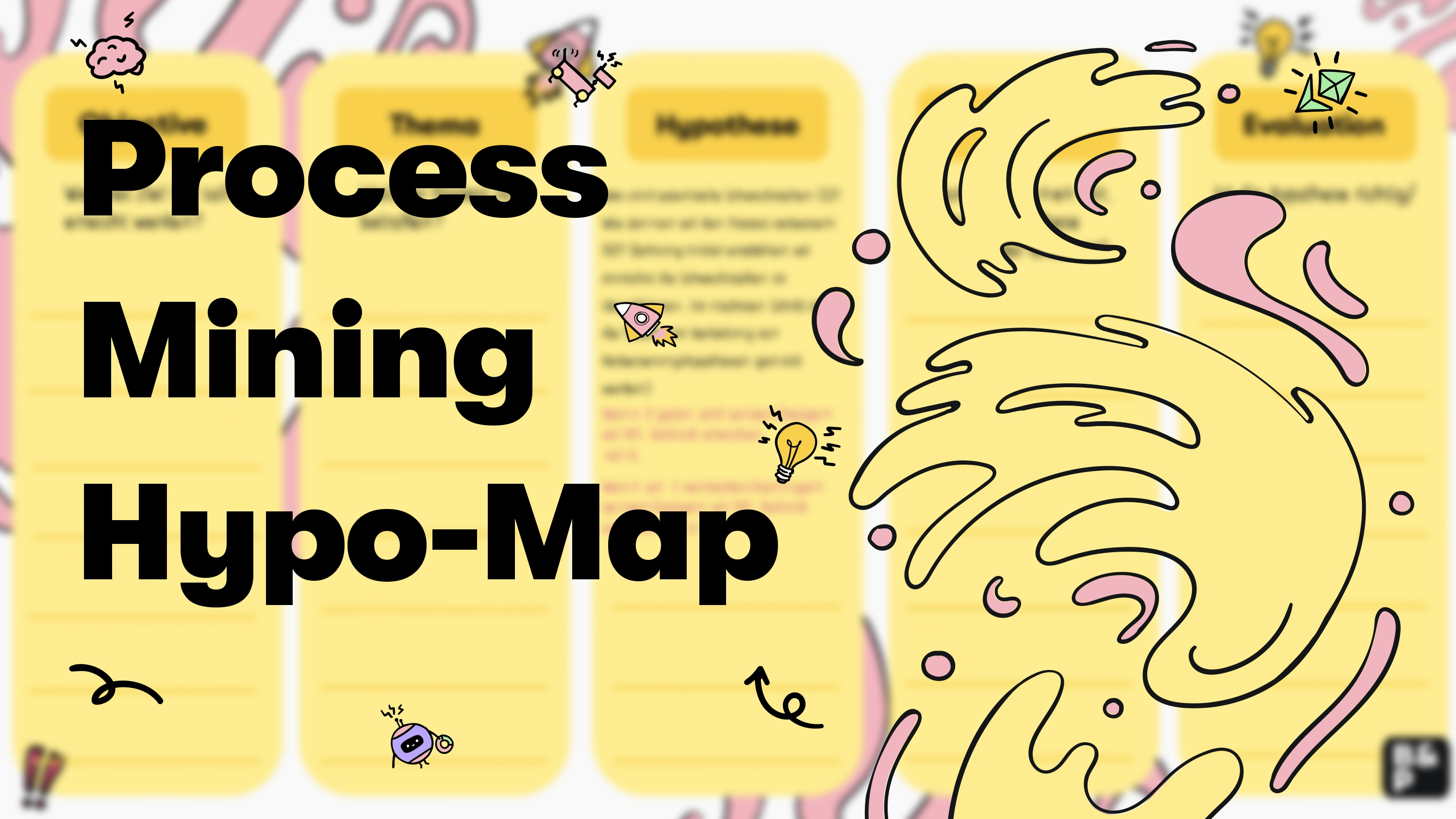 Process Mining Hyp-Map