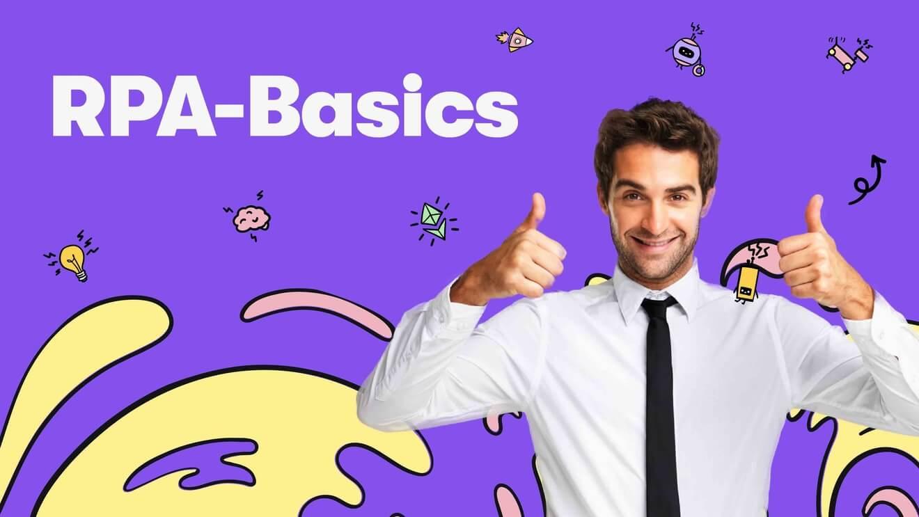 RPA Basics ▶ Über 20 Stunden freies Lern- und Videomaterial! ✔️