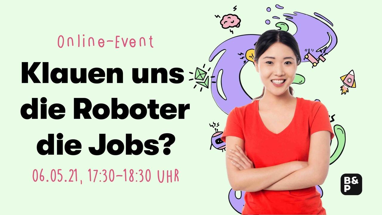 Klauen uns die Robots die Jobs?