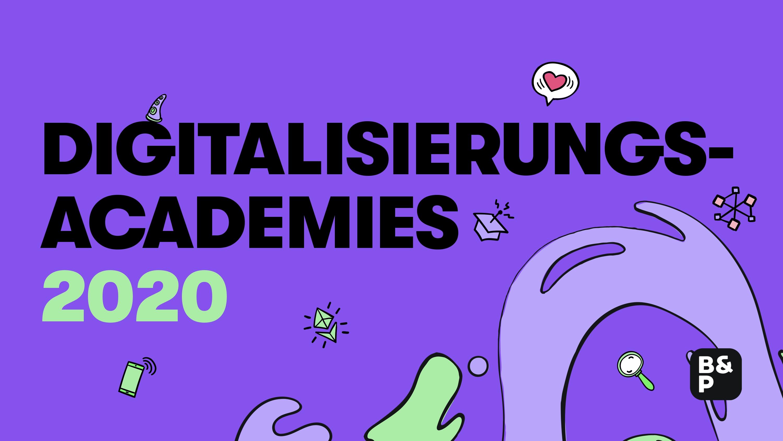 Die fünf wichtigsten Digitalisierungs-Academies 2020