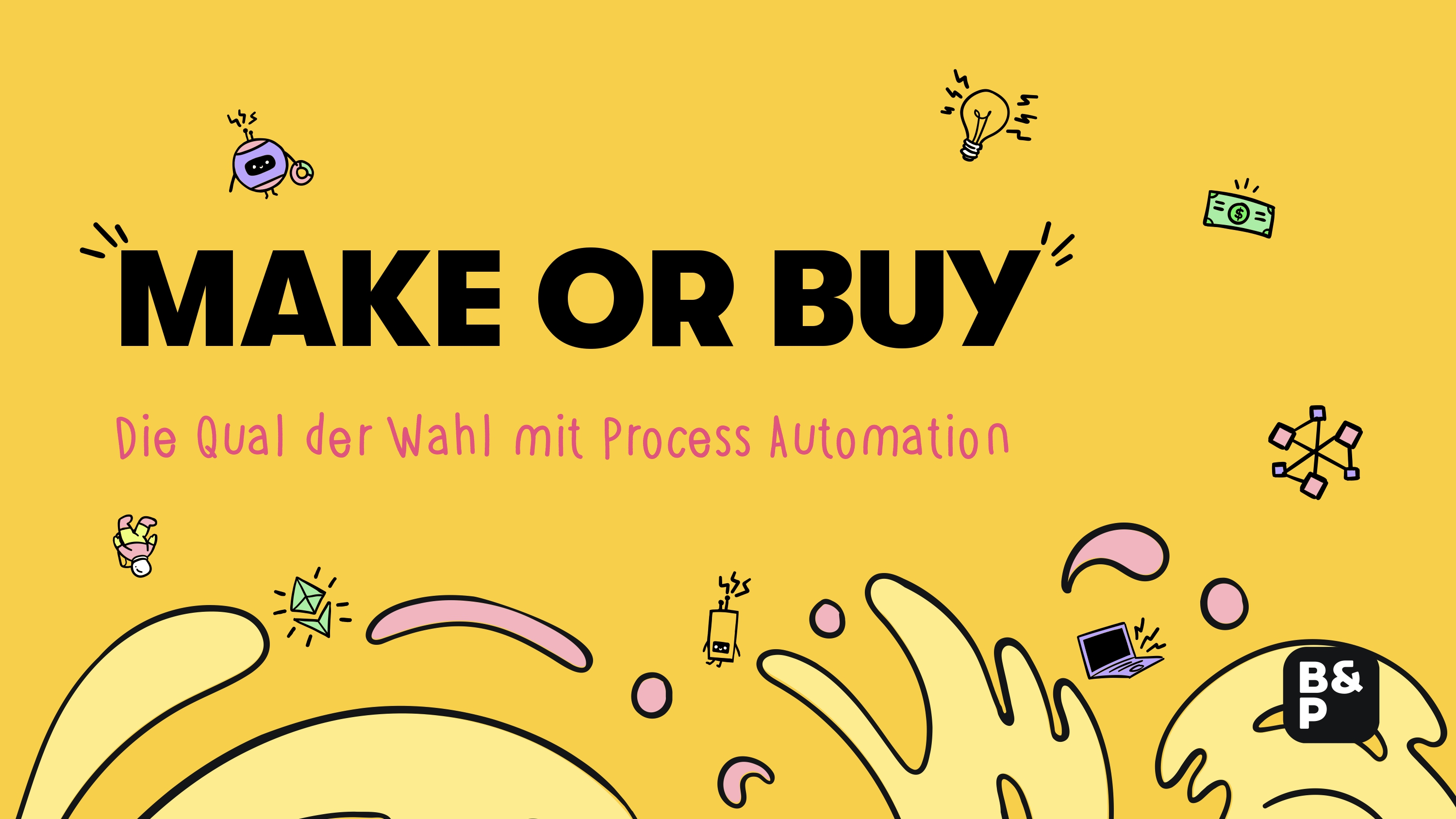 Process Automation: Make or Buy? »Update 2021«