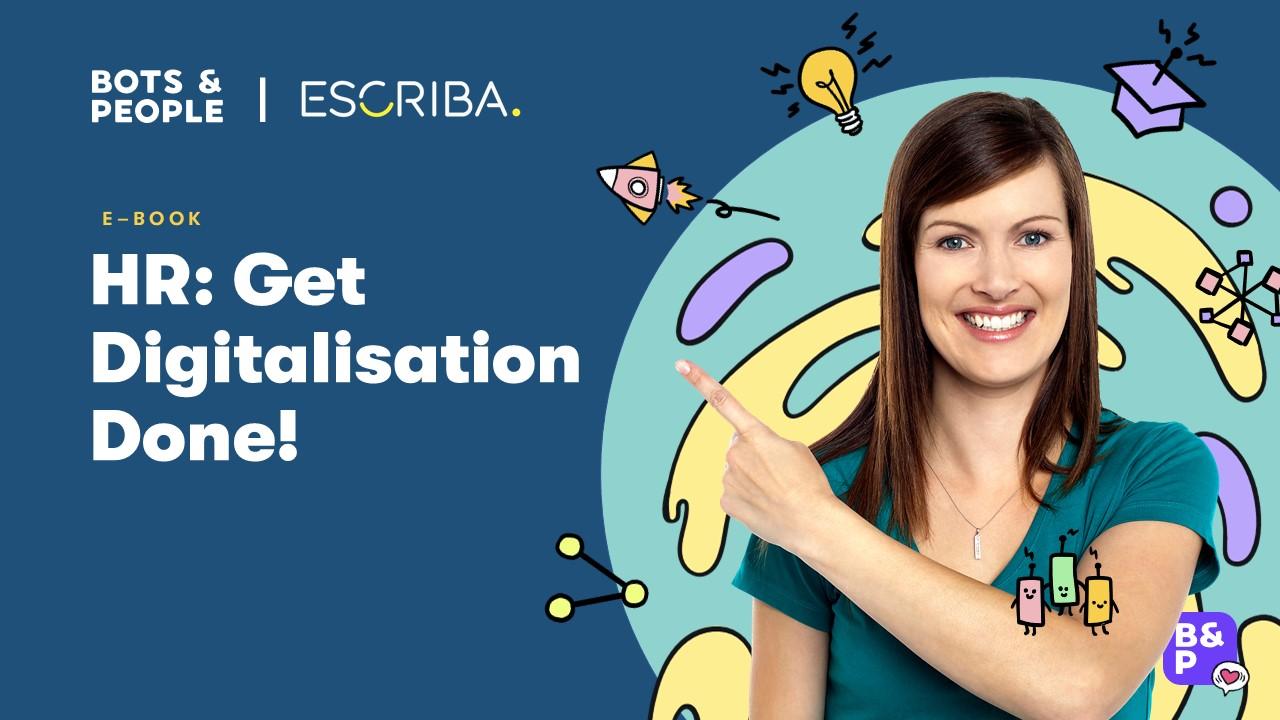 HR: Get Digitalization Done!