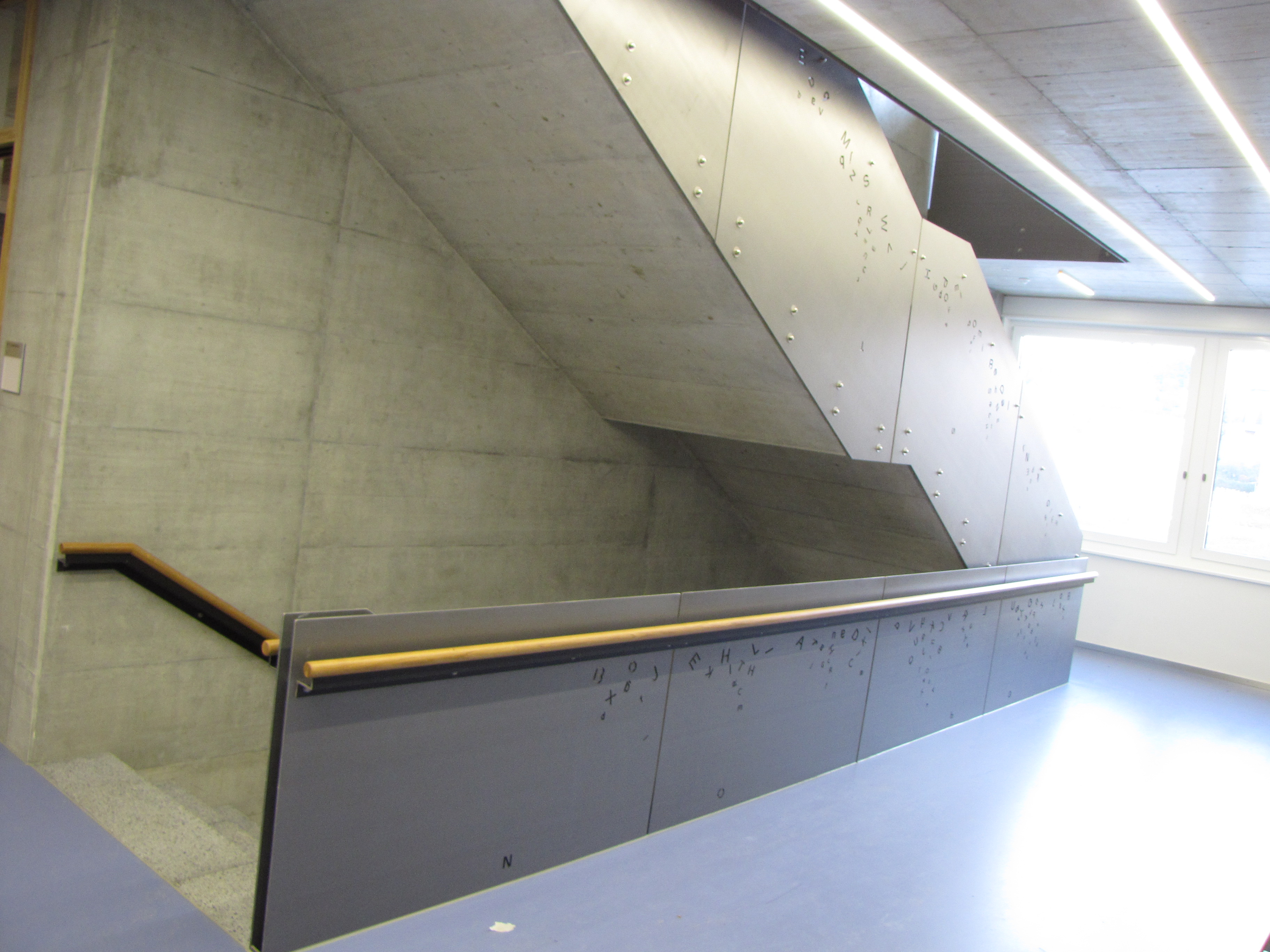 Schulhaus Pächterried, Watt