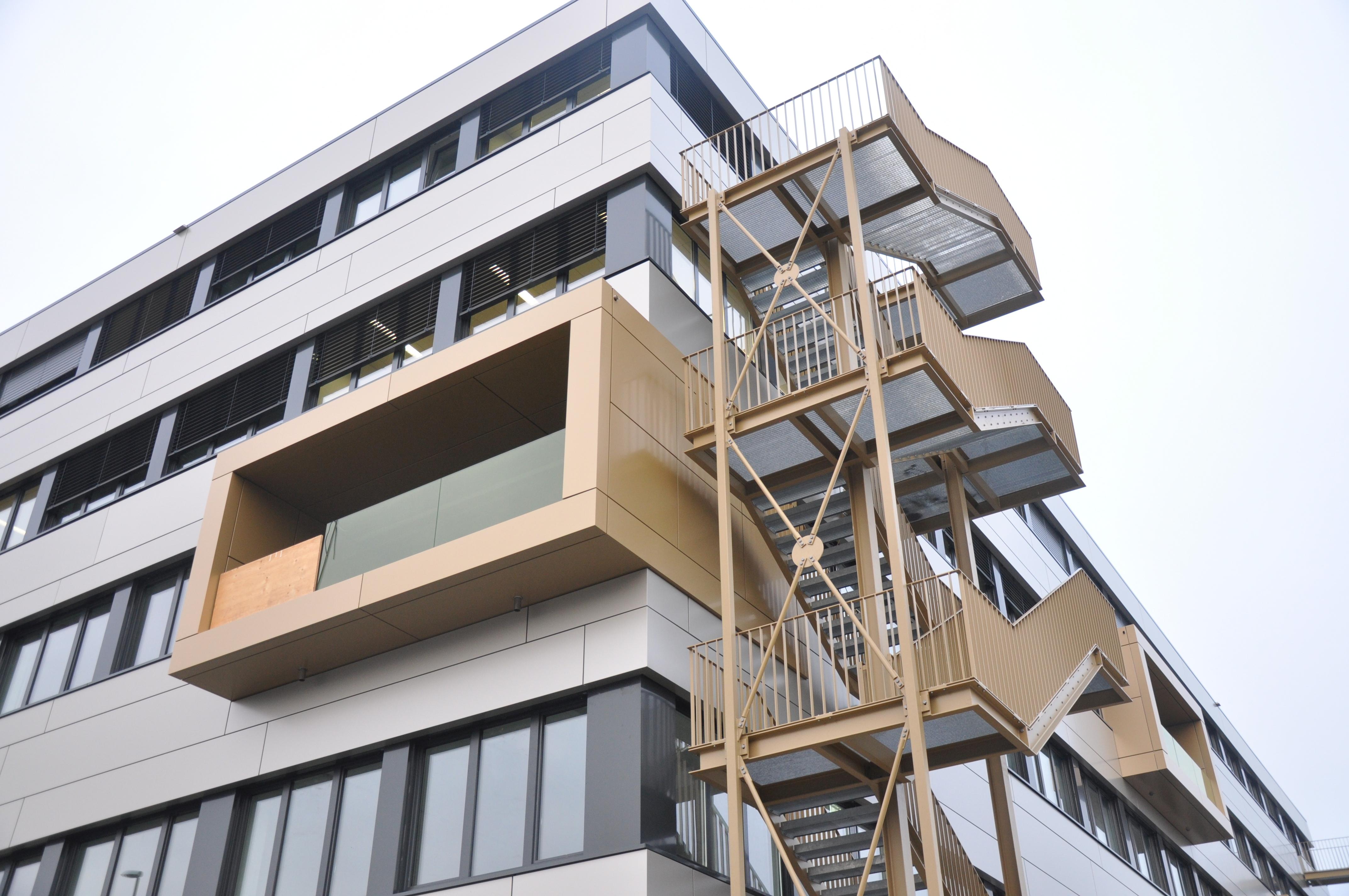 Treppenturm, Allschwil