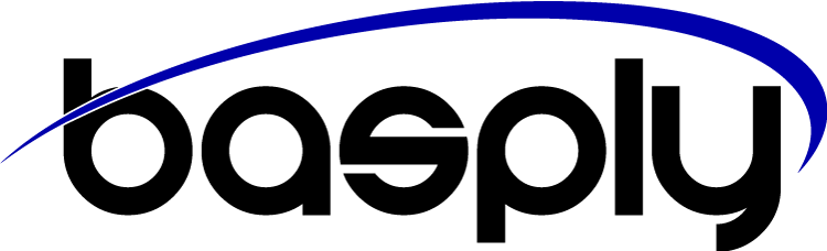 Basply footer logo
