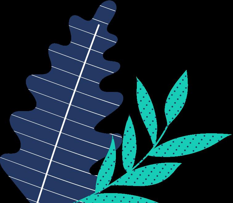 Leaf Decor