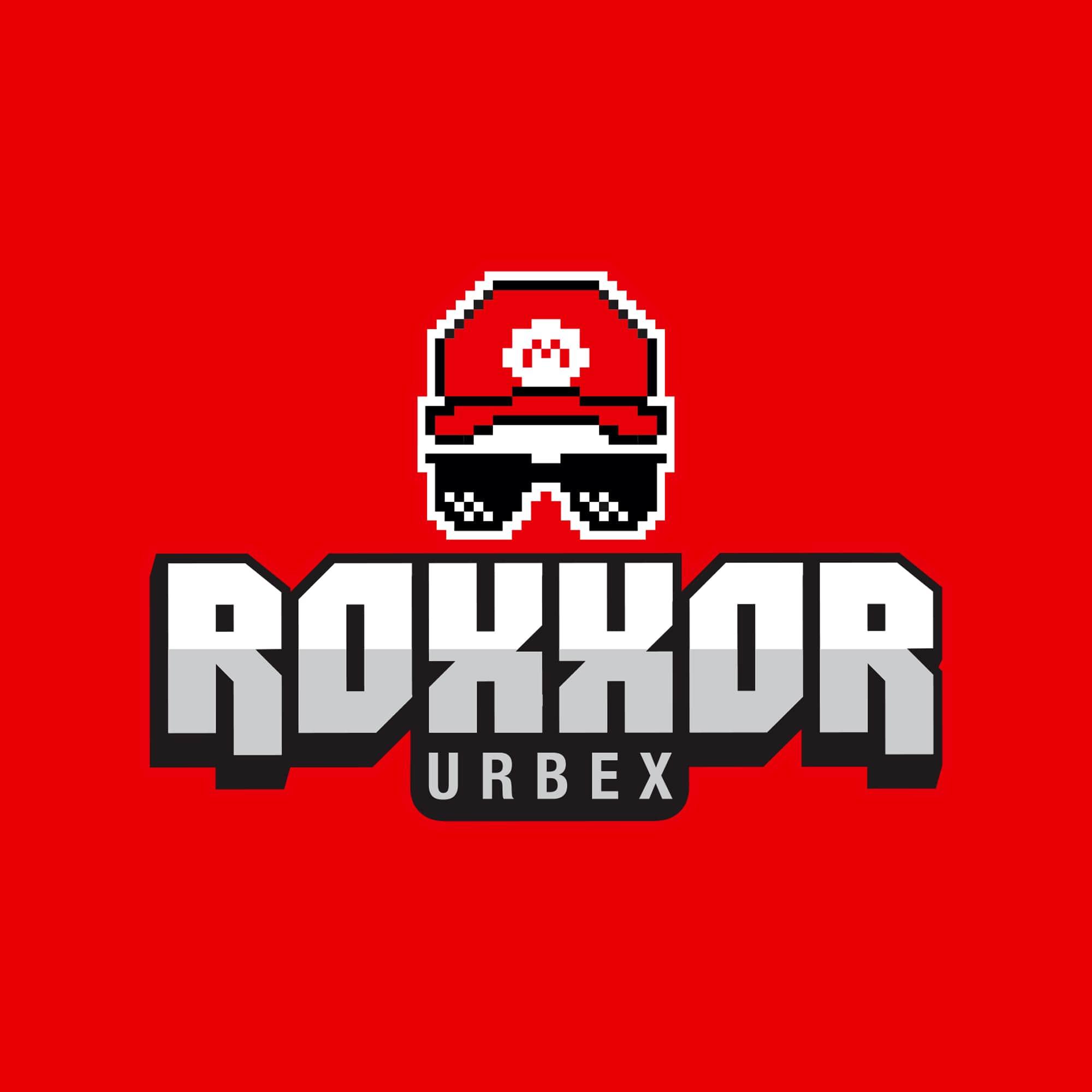 Logo de Roxxor, le youtubeur mégalo fan d'urbex
