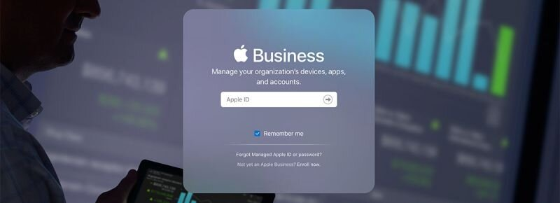 Apple Business Manager Update
