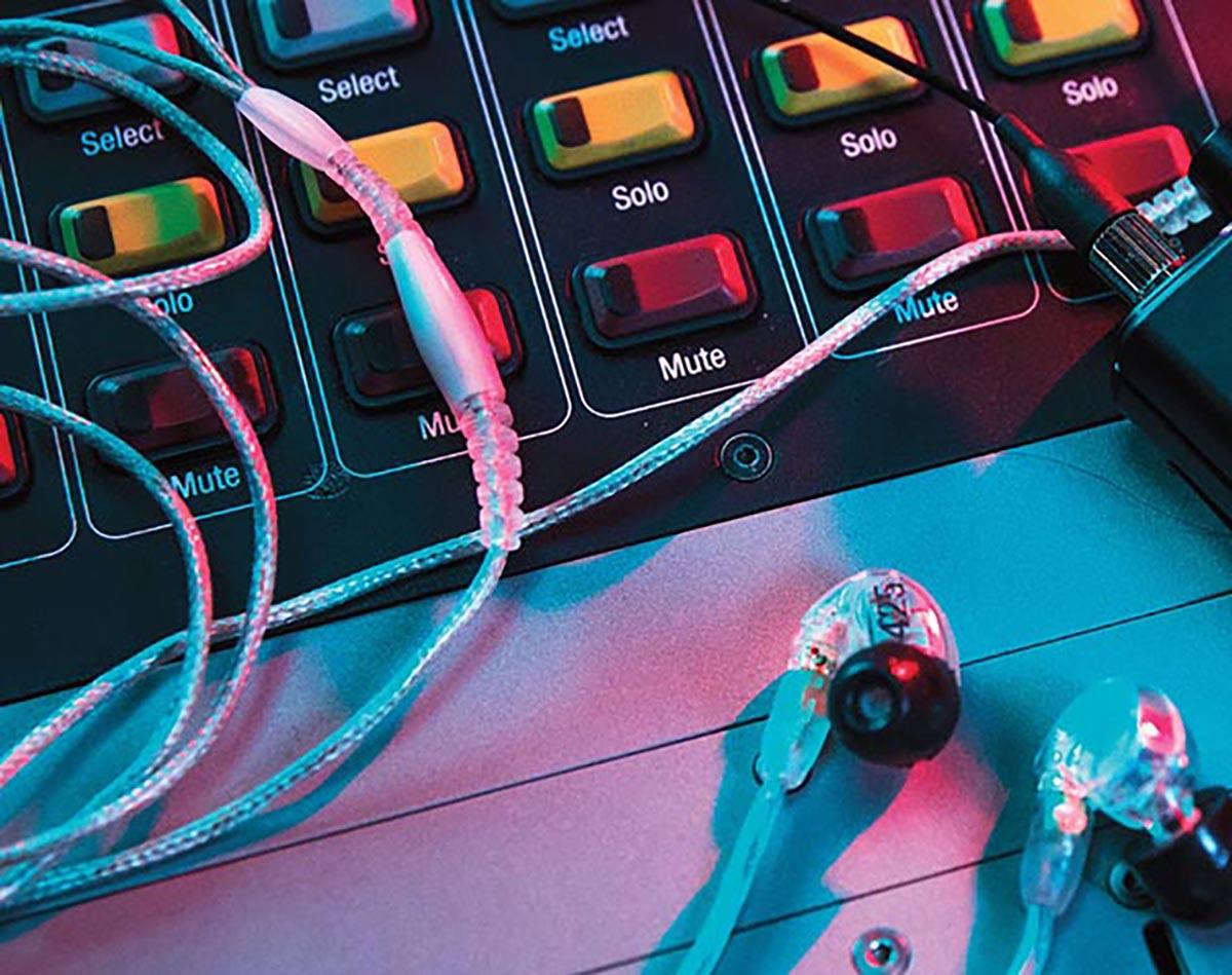 Audio Mixing and Audio Location