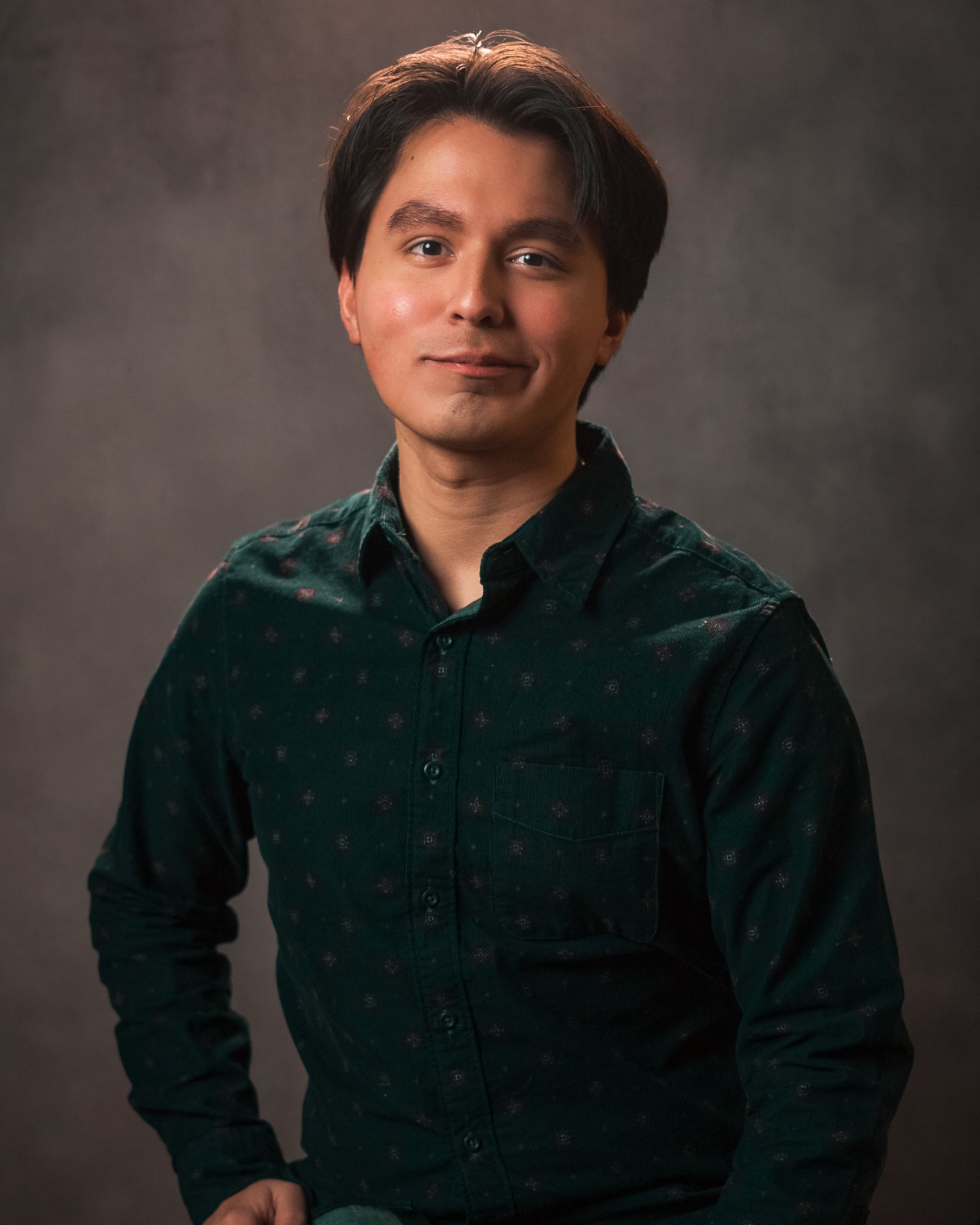 Portrait of founder, Rene Gomez.