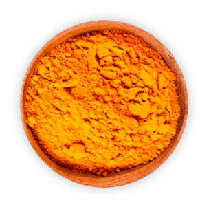 Curry powder ramekin