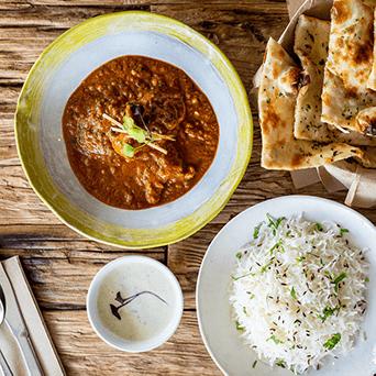 Dum Chicken Curry