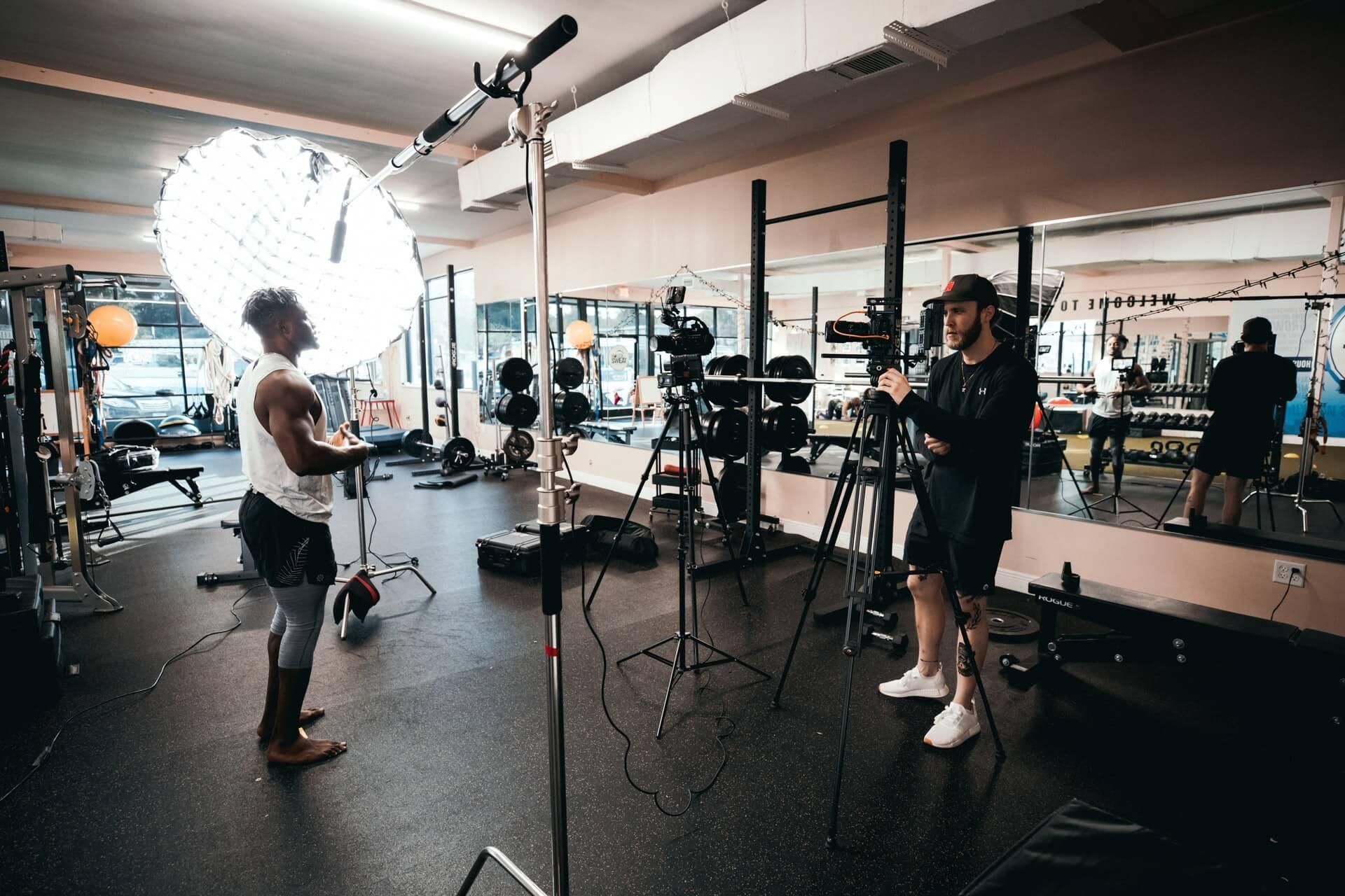 création de video Audiovisuelle