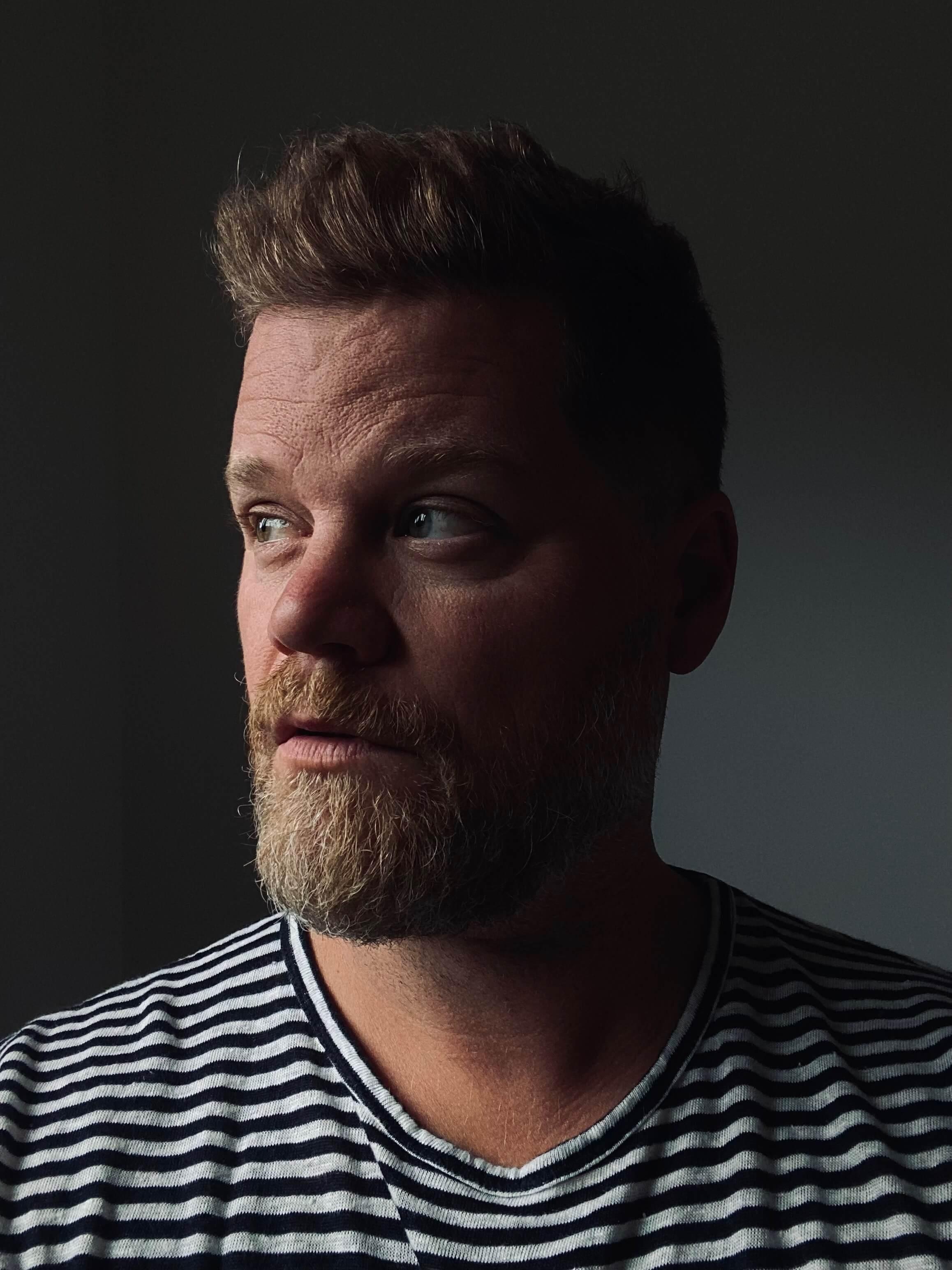 Scott Erickson – artist, author, performance speaker, and creative curate.