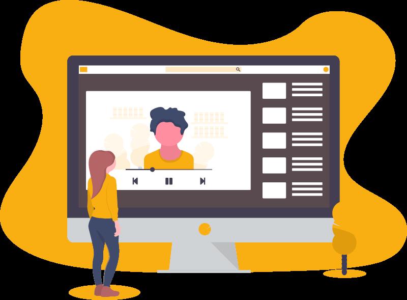 Illustration de la plateforme de gestion de connaissance Ioga