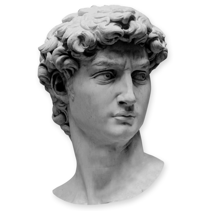 Скулптура Давид във Флоренция. Автор Микеланджело