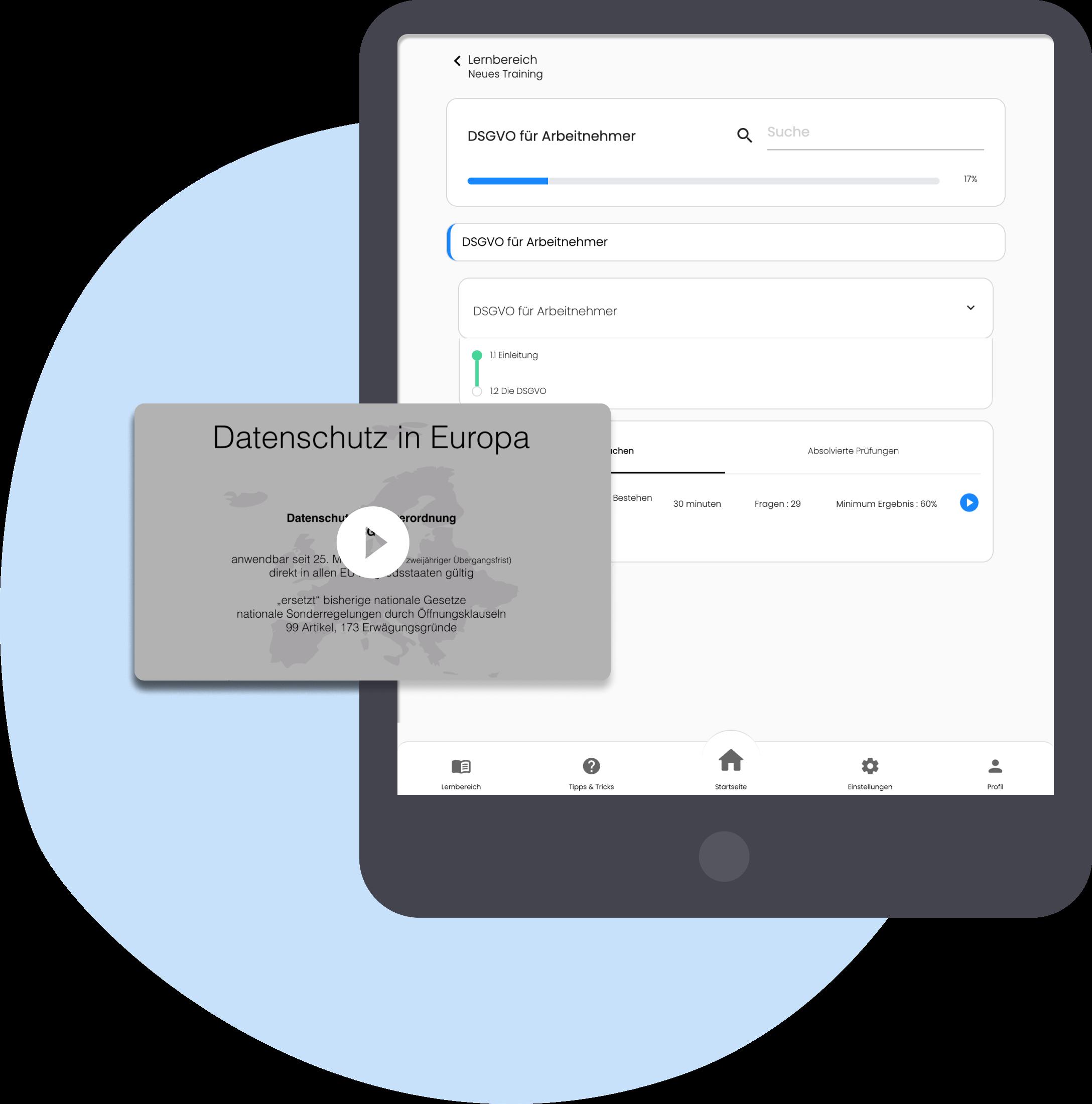 DSGVO für Arbeitnehmer für ein Datenschutz konformes Unternehmen