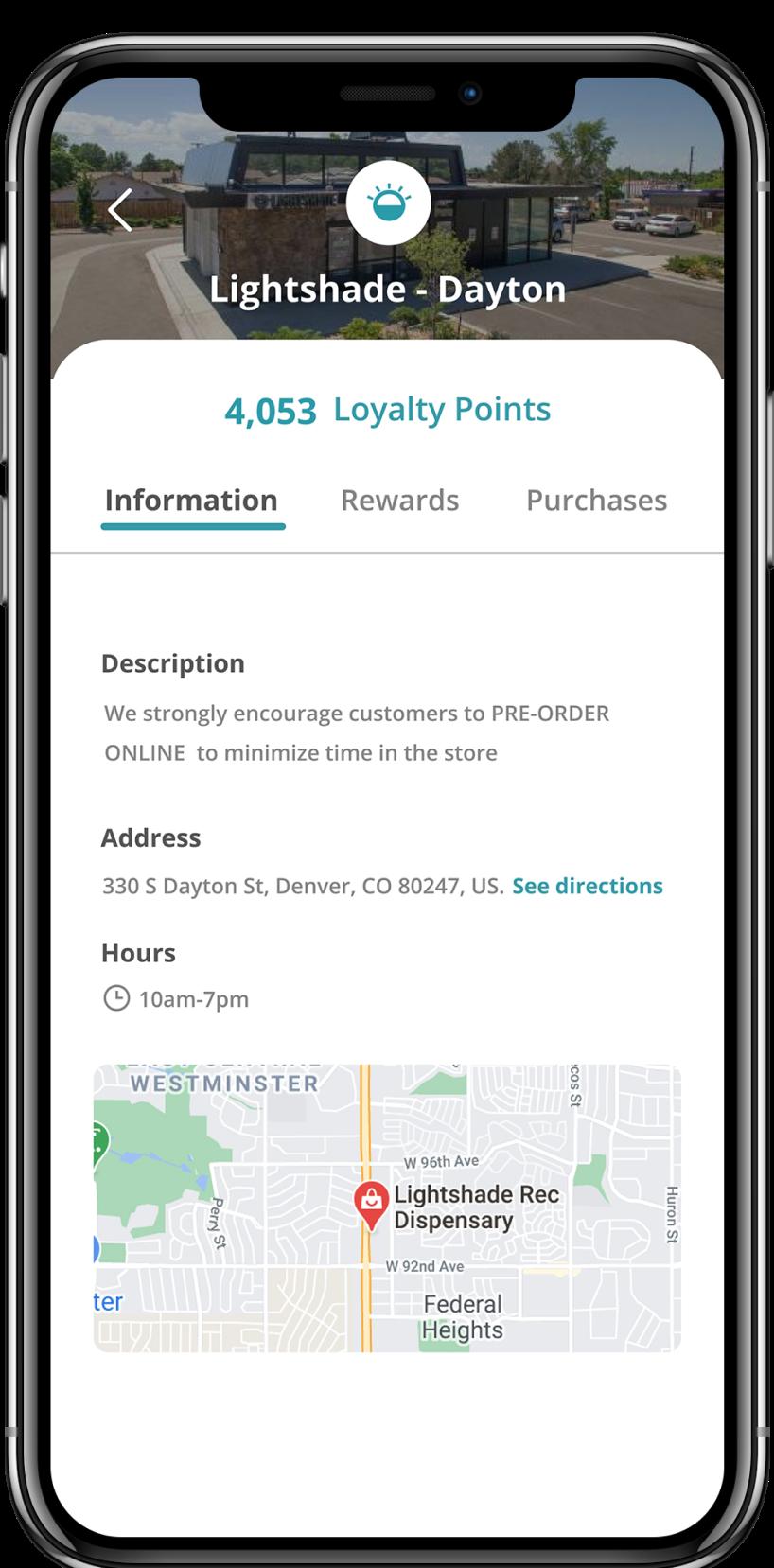 Leafbuyer mobile application