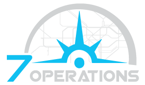 7 Operations - Logo