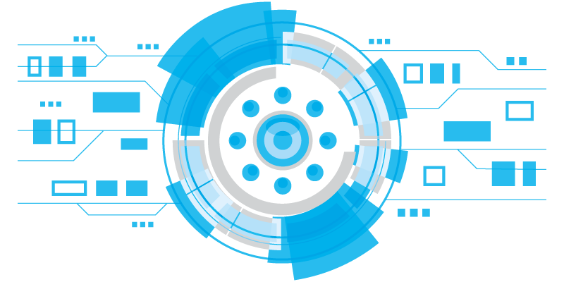 7 Operations - Eye Graphic logo