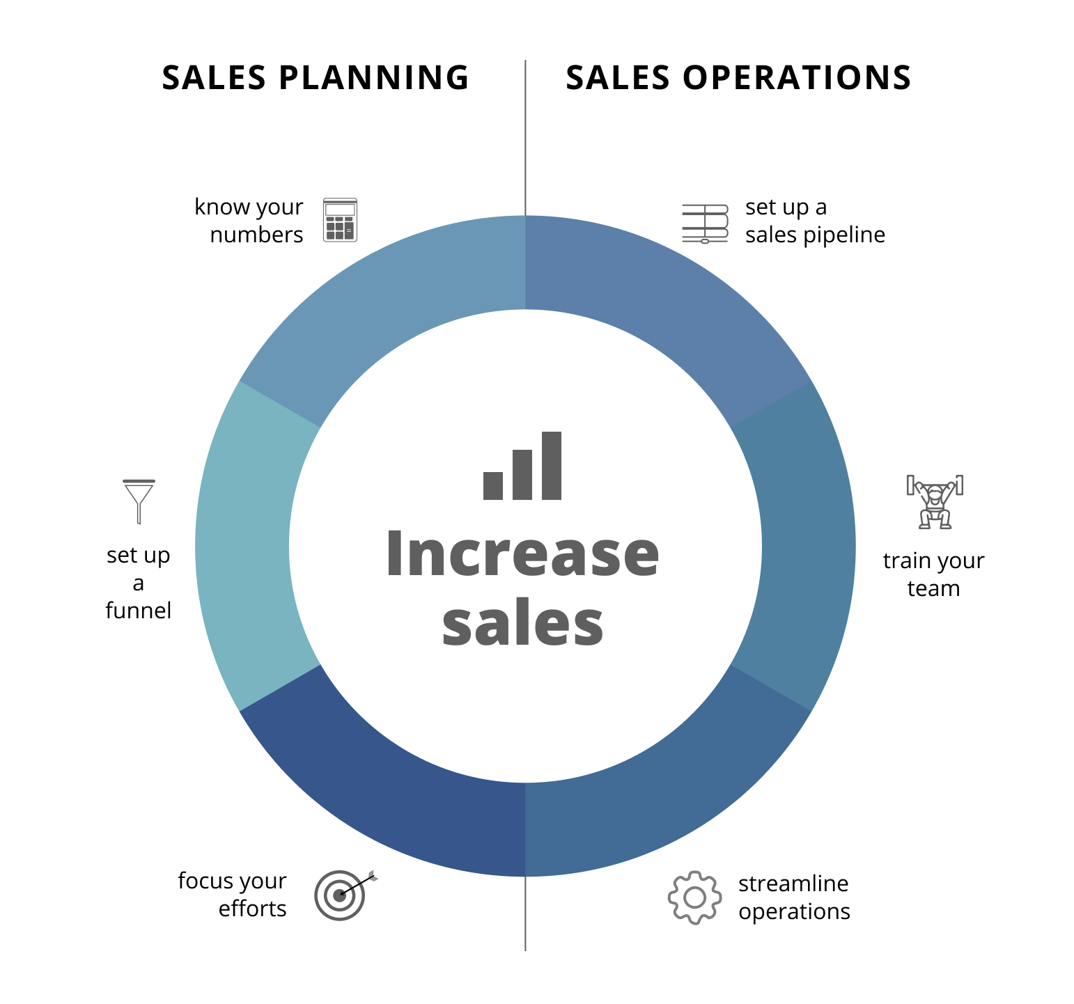 Increase Revenue with sales planning