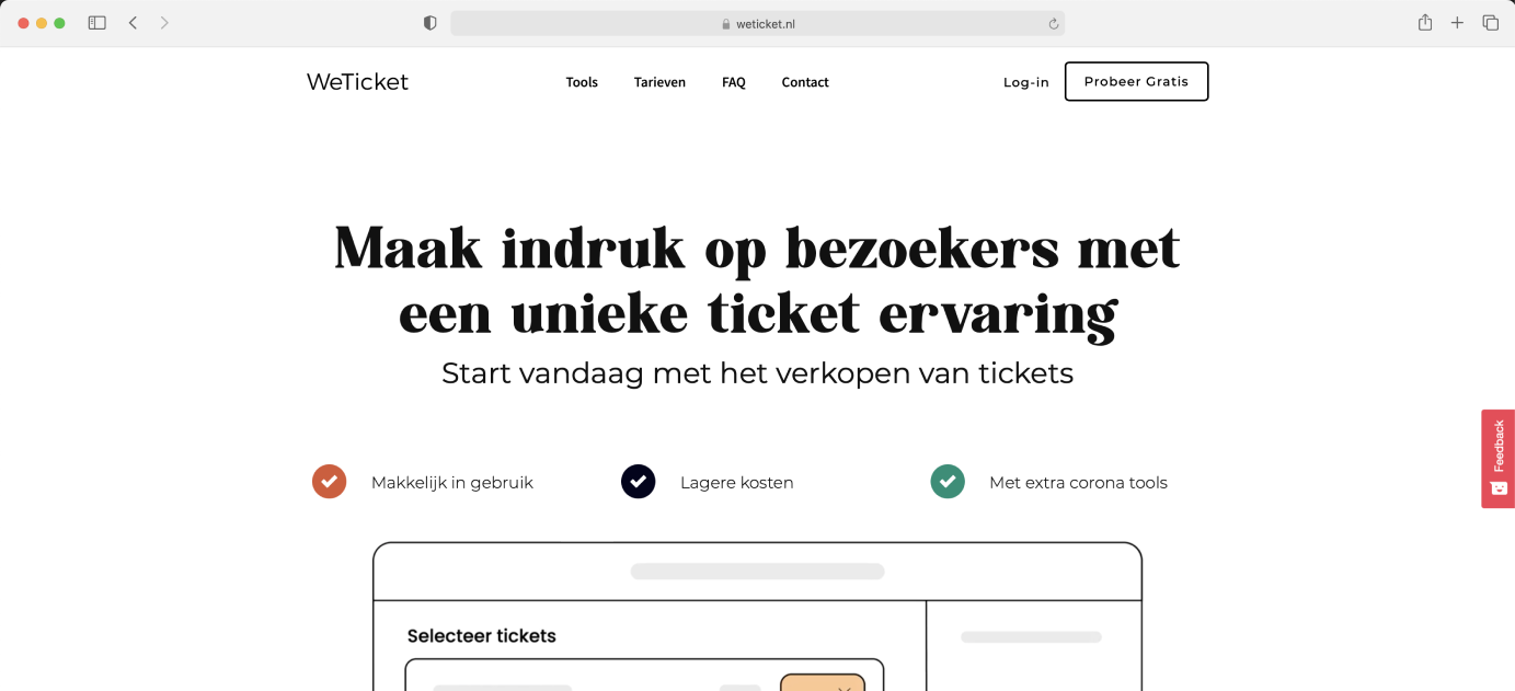 Cover WeTicket