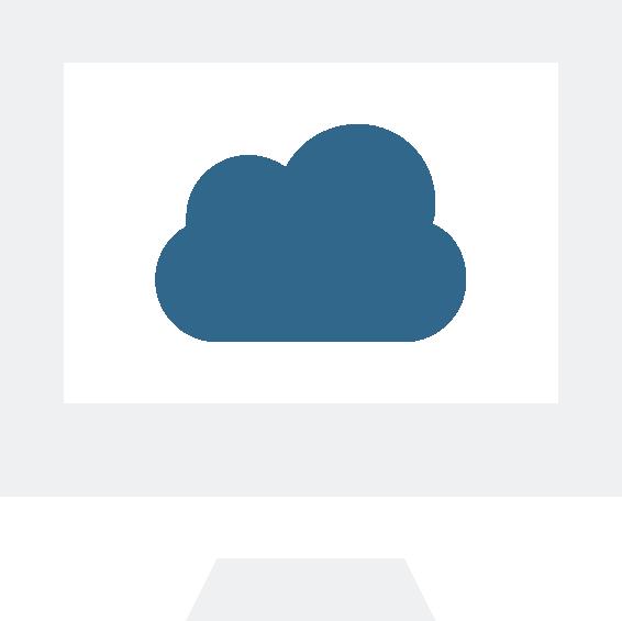 Data Coverage_cloud icon