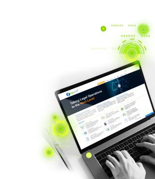 myKase_ laptop with mykase website open