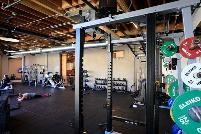 Performance Training Room