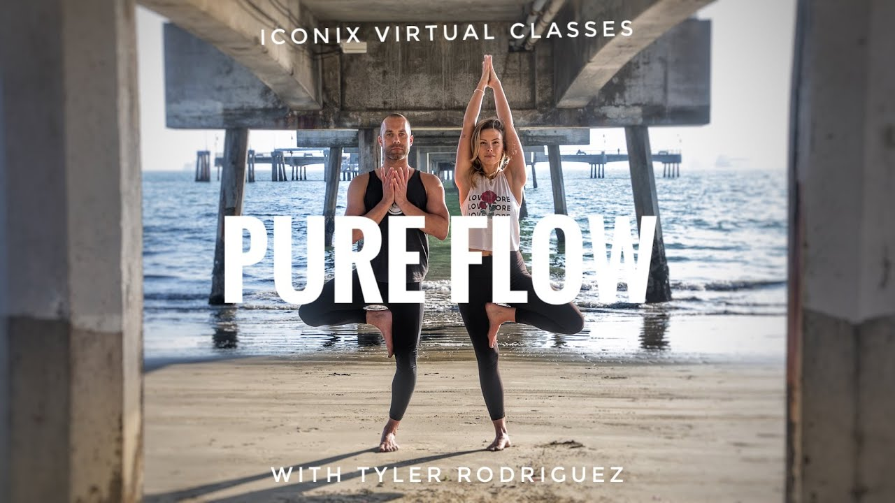 Pure Flow Yoga with Tyler Rodriguez