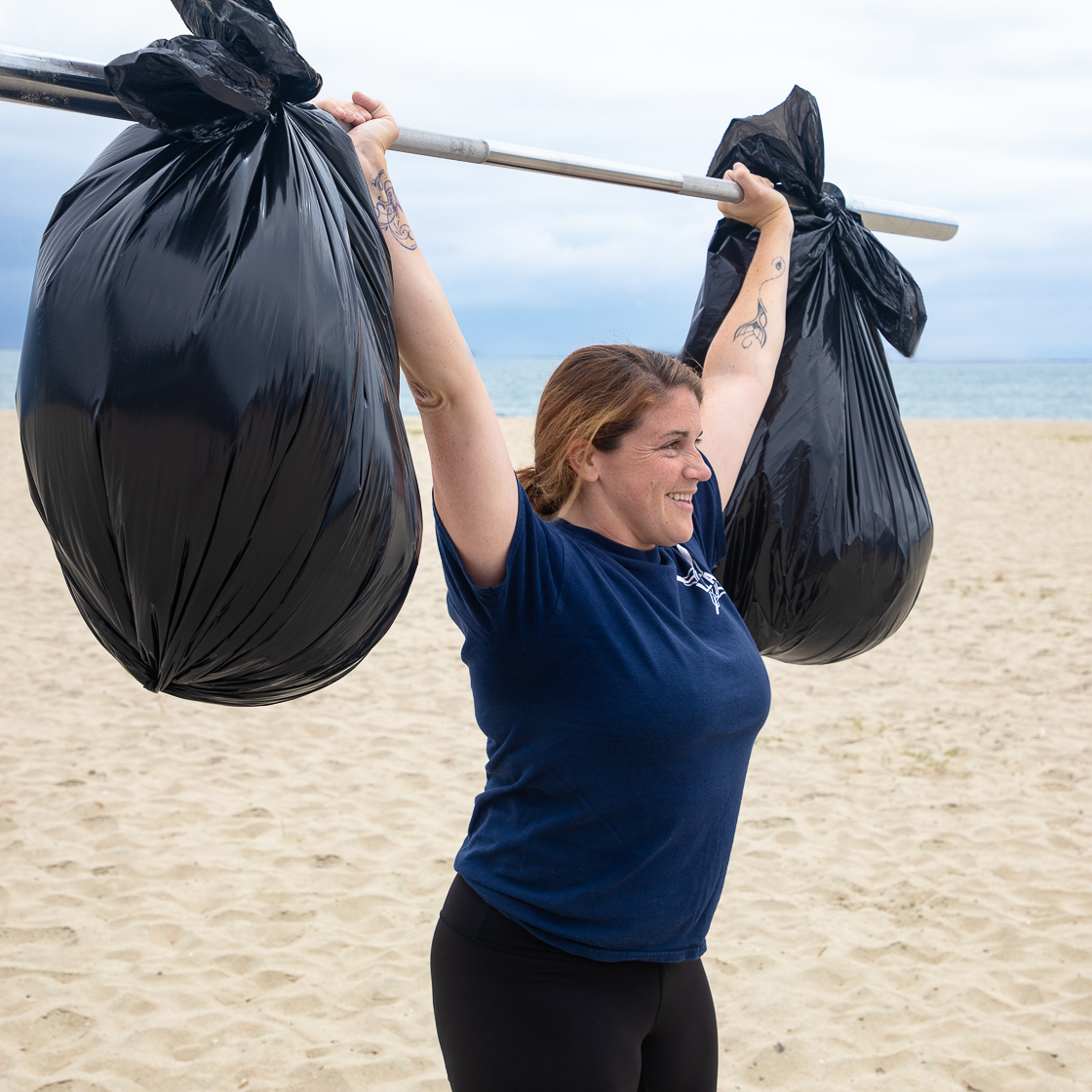 Iconix Beach Clean Up - April 24th