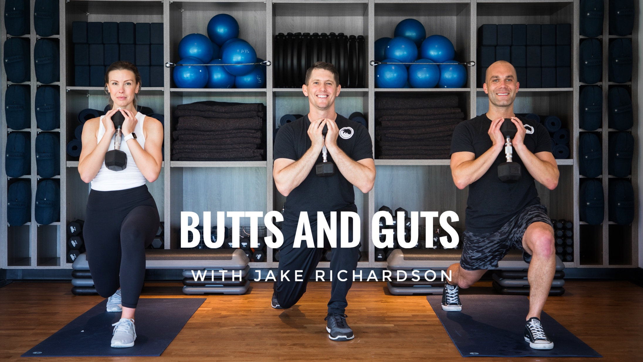 Butts and Guts with Jake Richardson