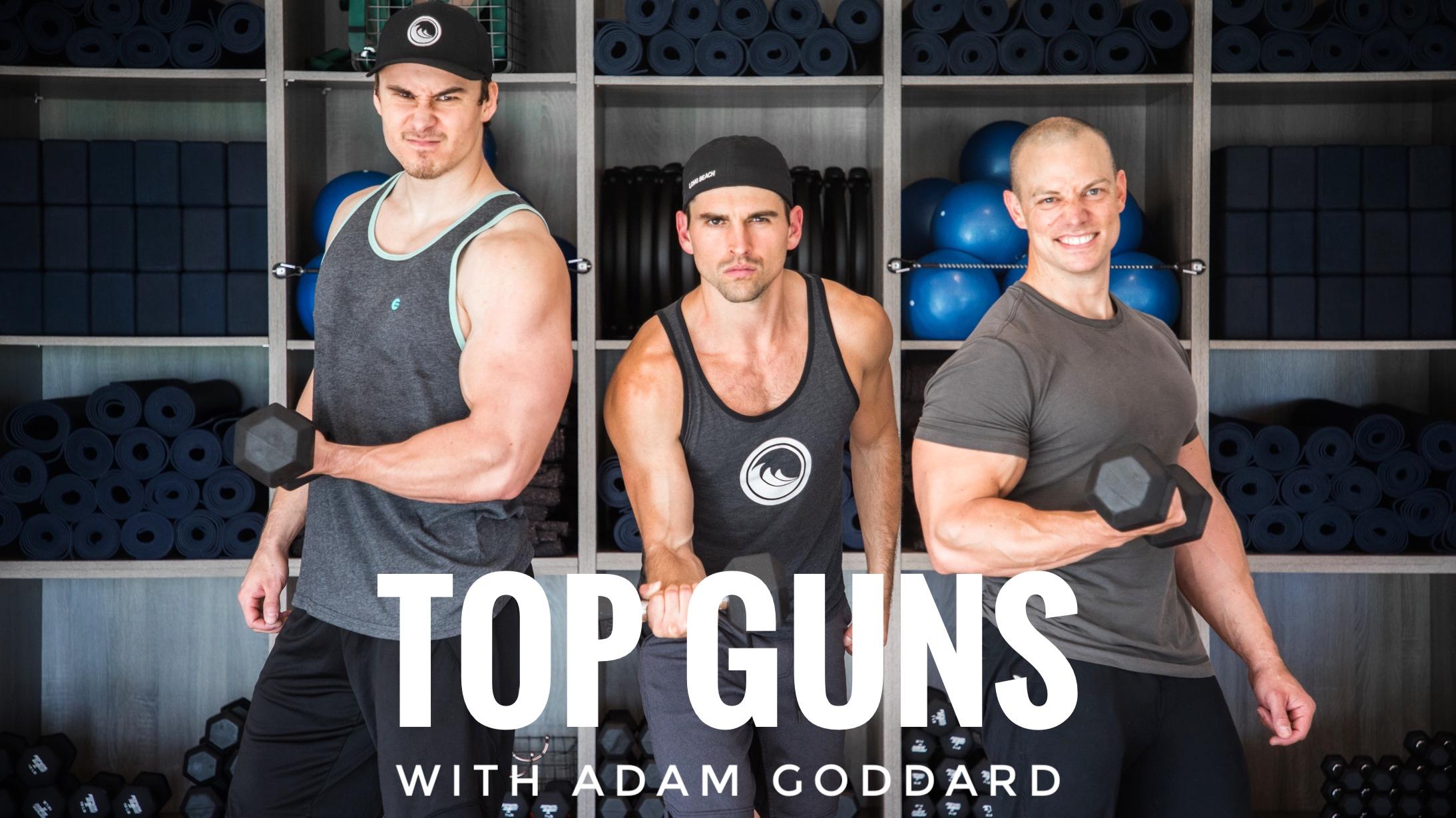 Top Guns with Adam Goddard