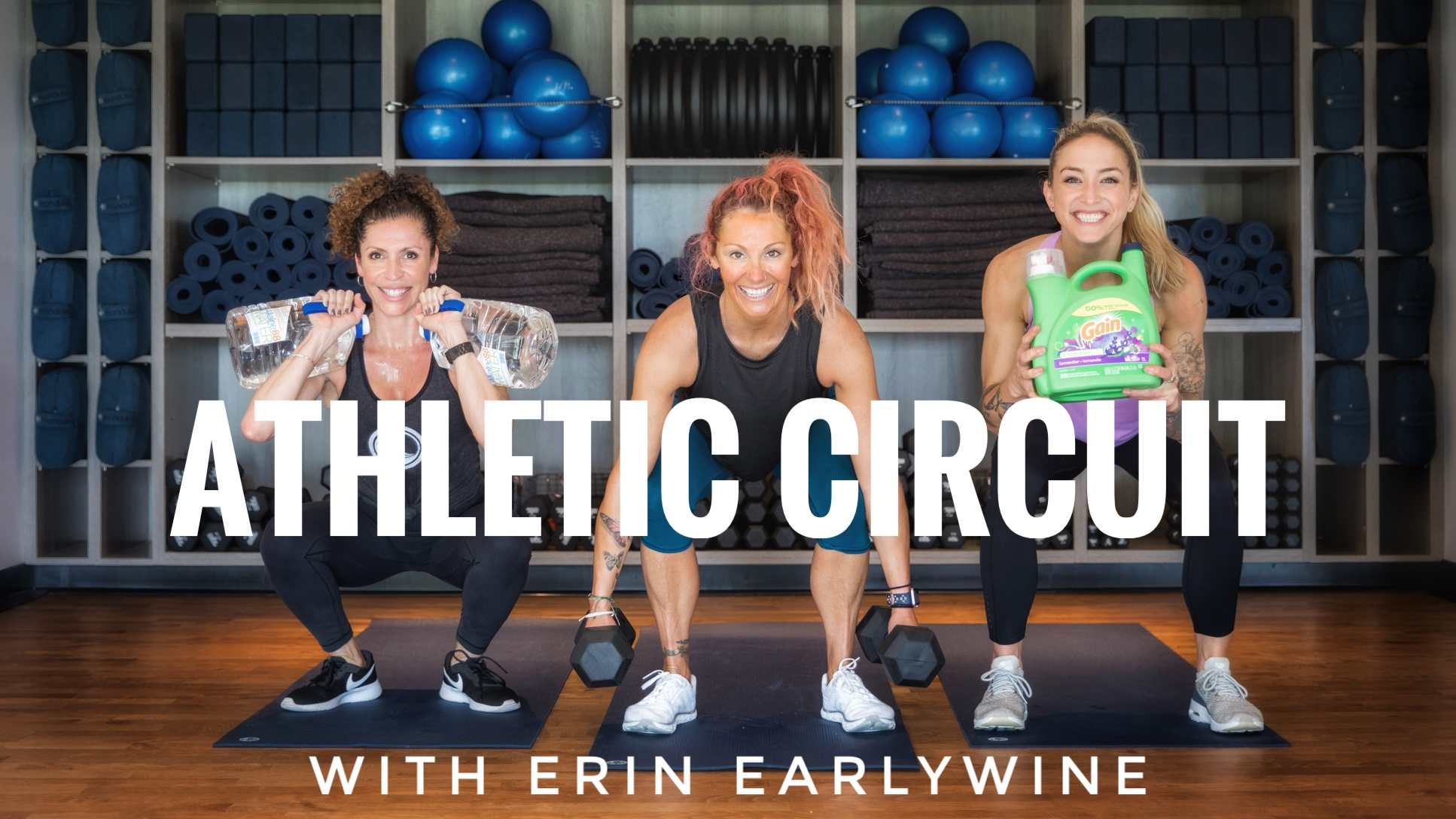 Athletic Circuit with Erin Earlywine