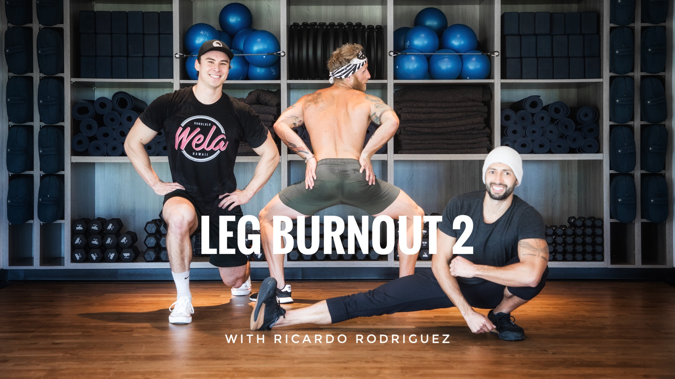 Leg Burnout 2 with Ricardo Rodriguez