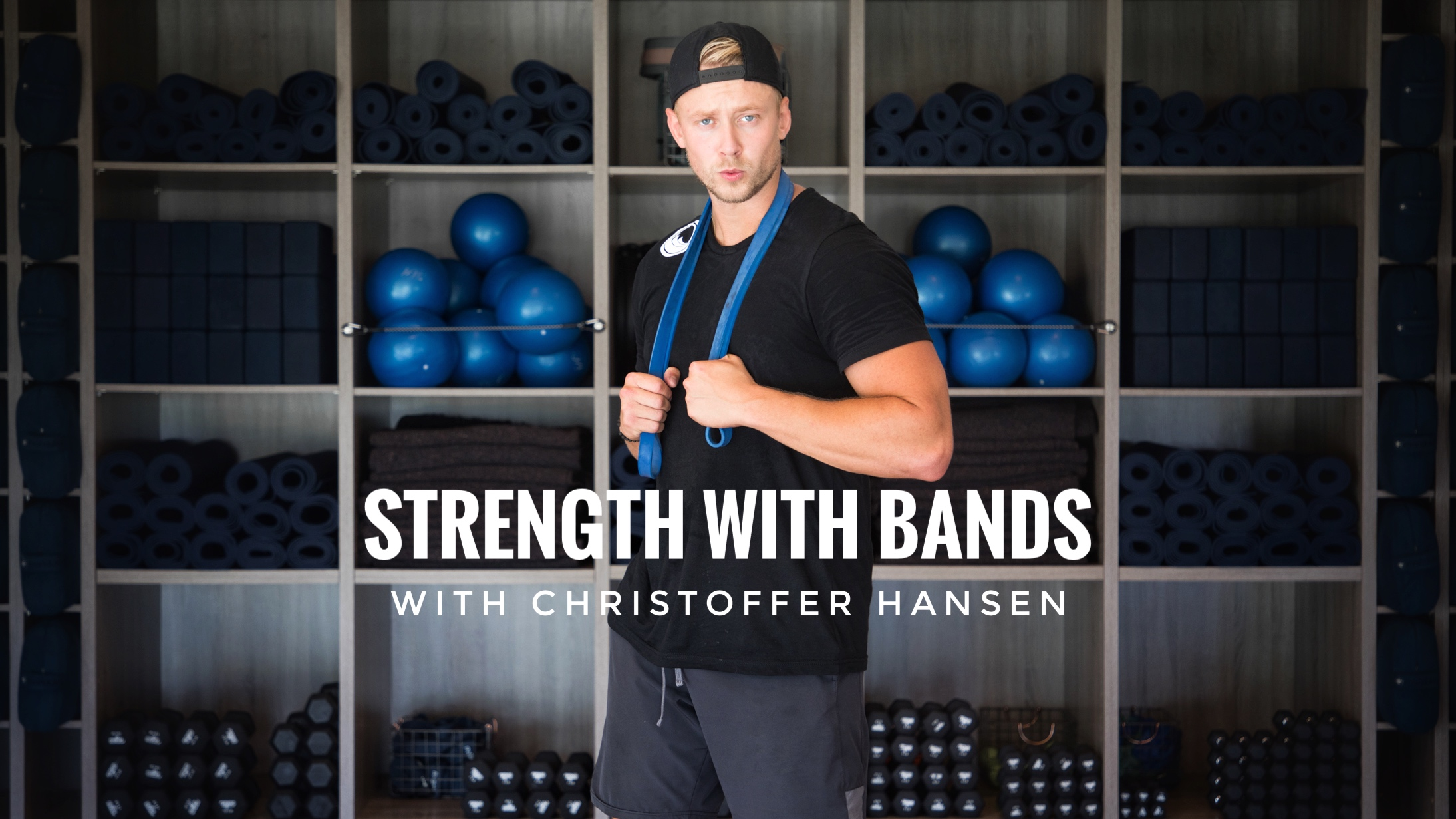 Strength with Bands with Christoffer Hansen