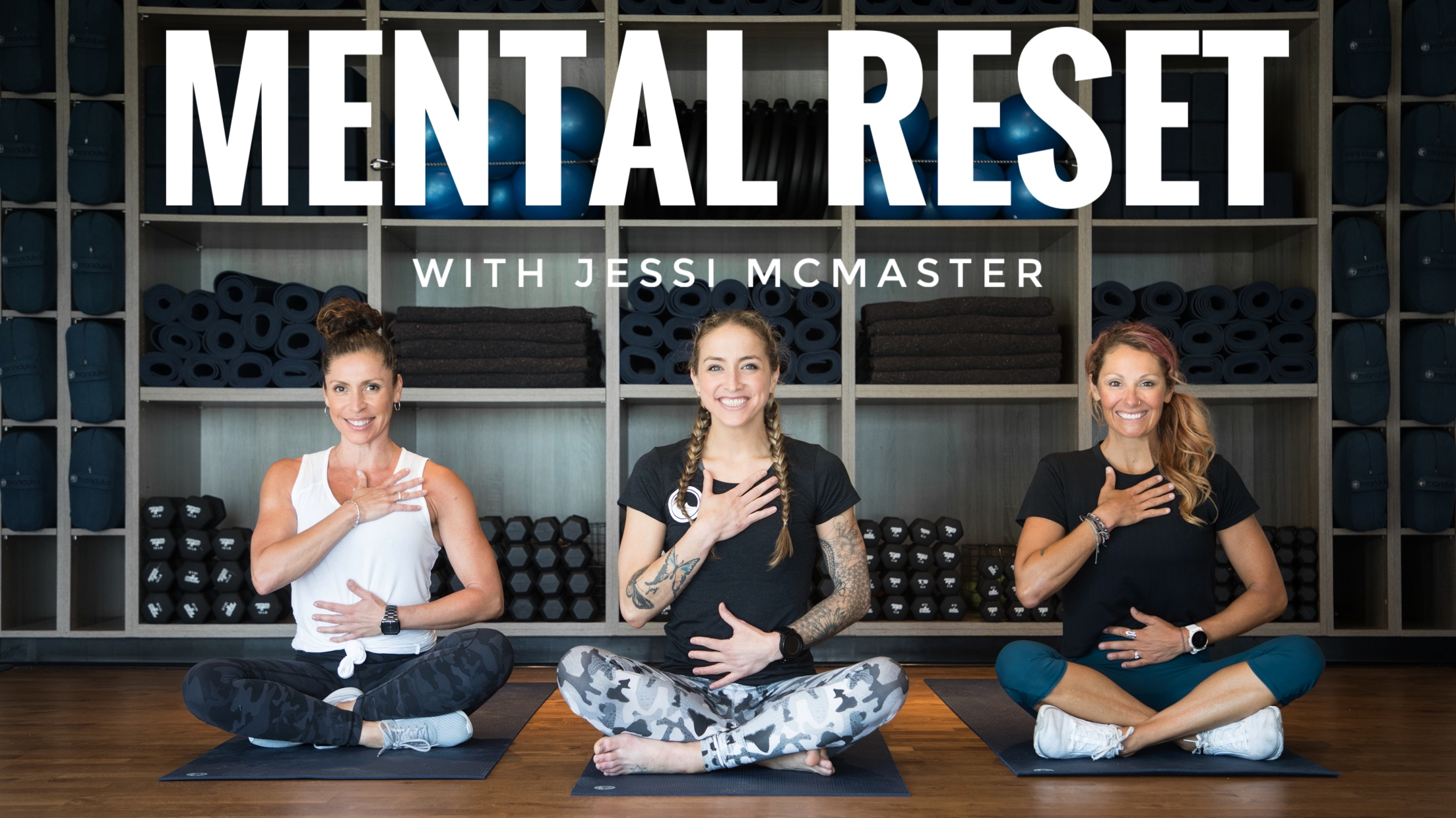 Mental Reset with Jessi McMaster
