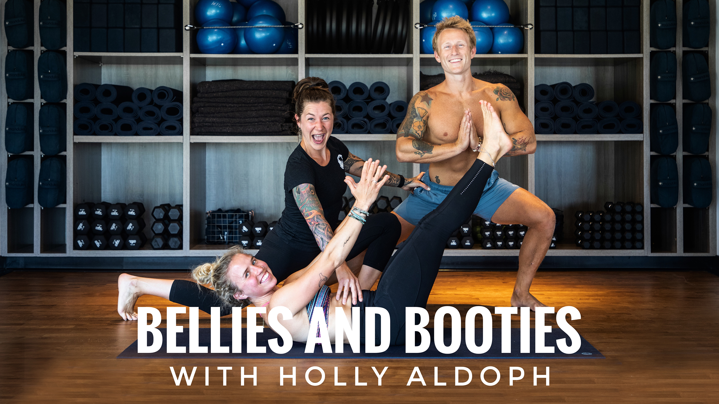 Bellies and Booties with Holly Aldoph