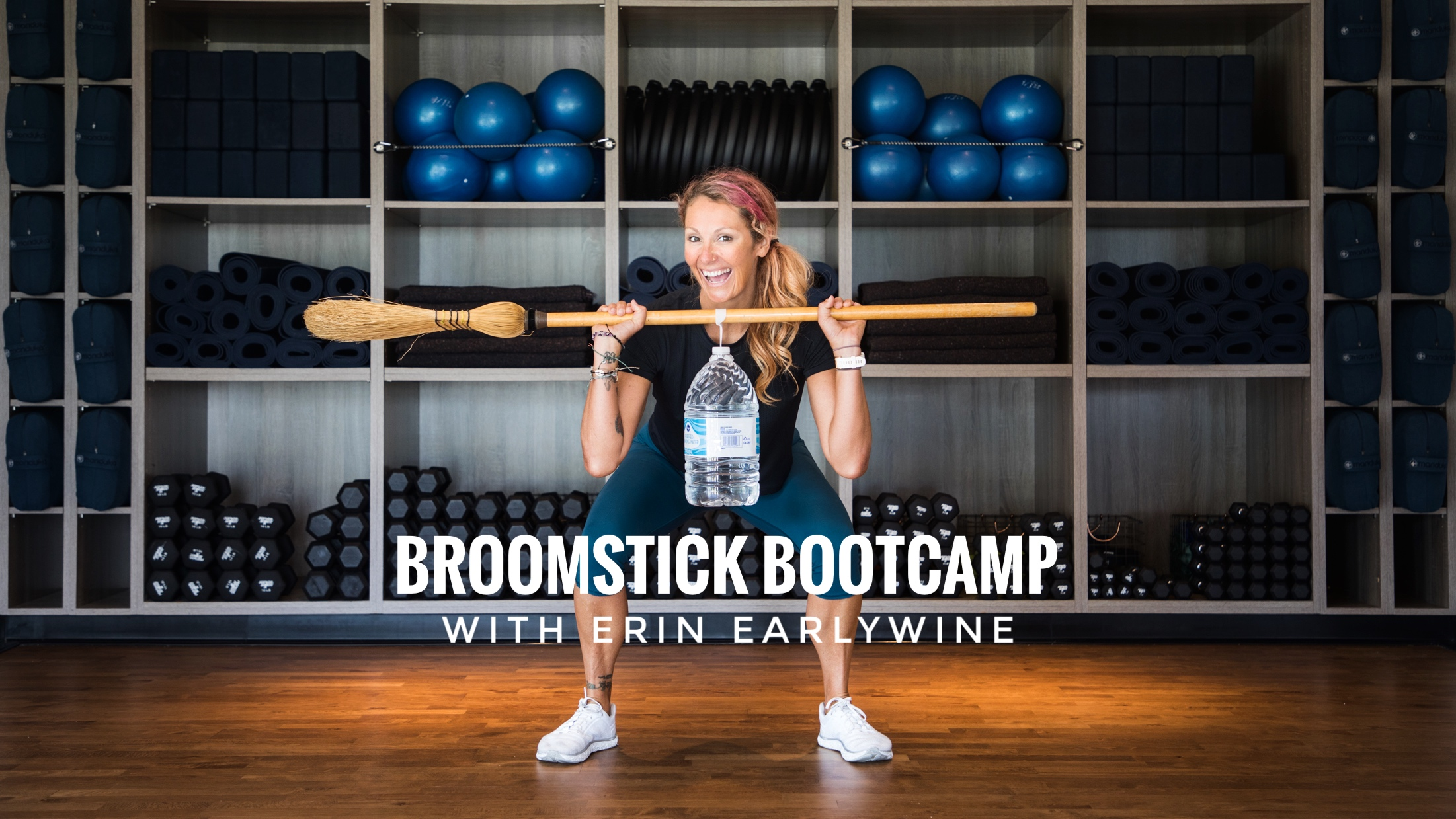 Broomstick Bootcamp with Erin Earlywine
