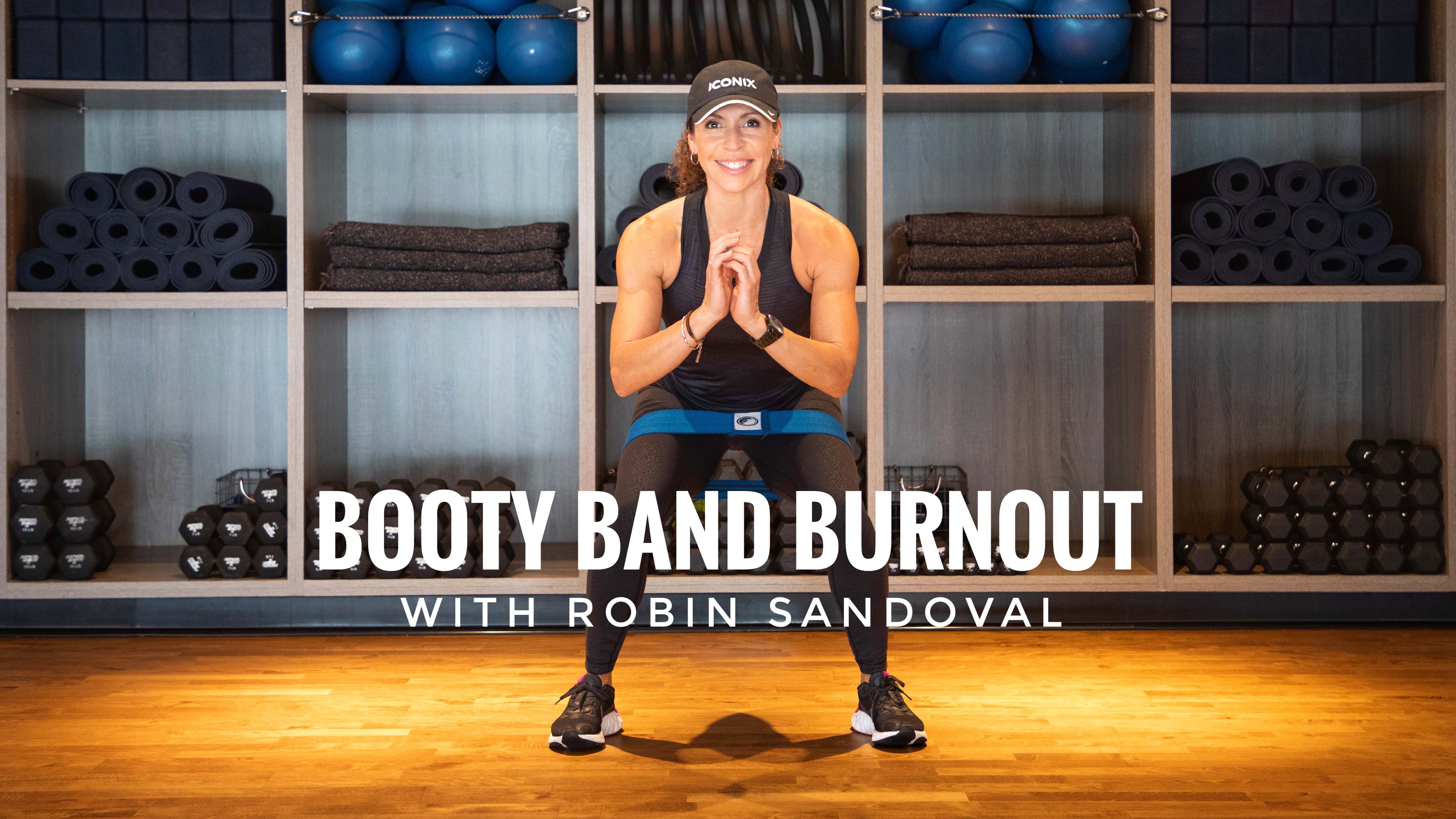 Booty Band Burnout with Robin Sandoval