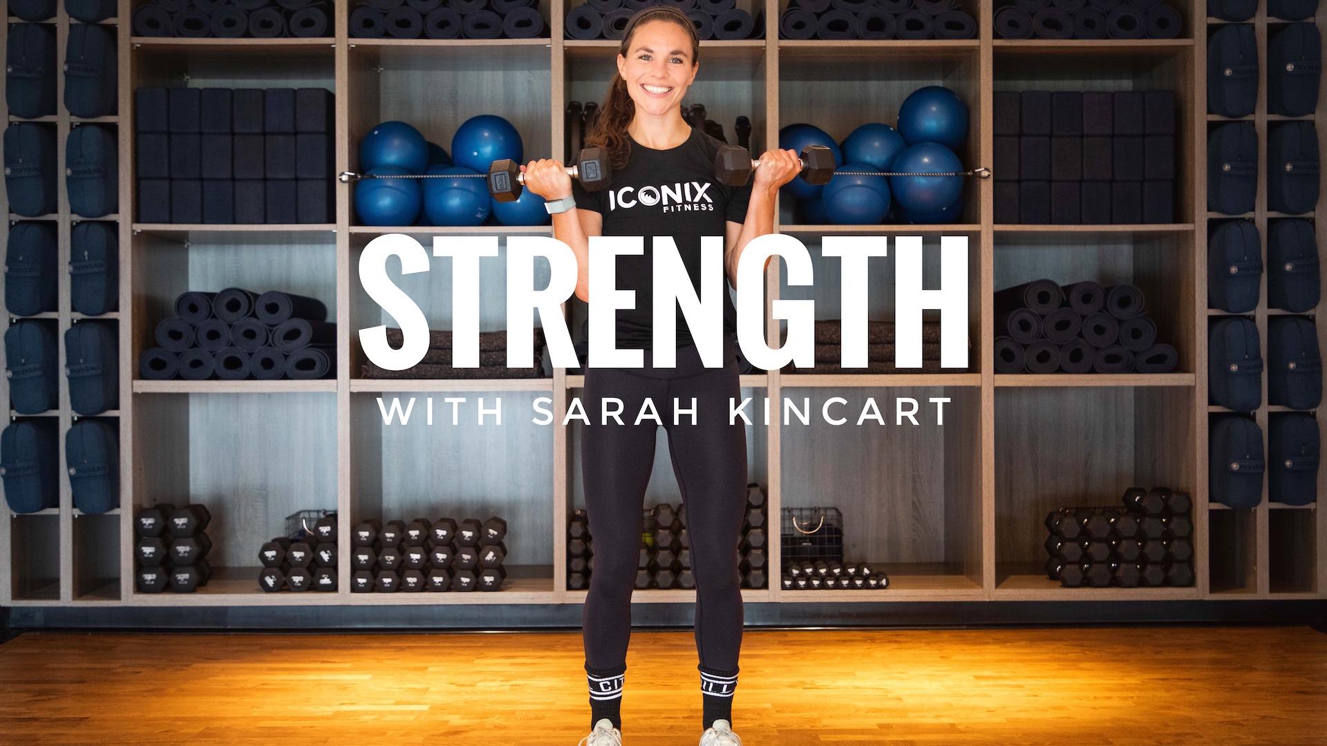 Strength with Sarah Kincart