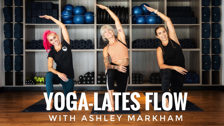 Yoga-Lates Flow with Ashley Markham