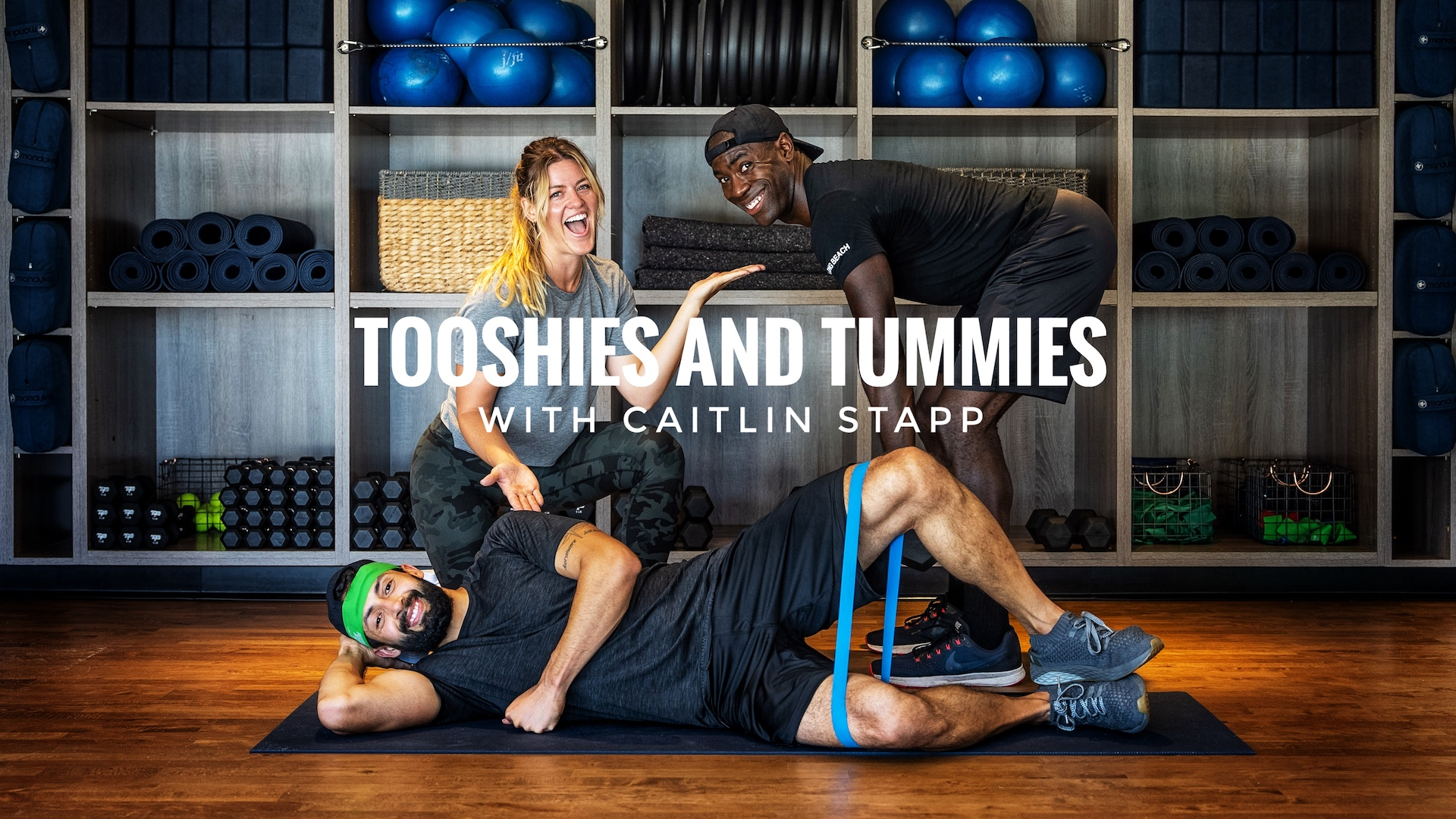 Tooshies and Tummies with Caitlin Stapp